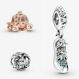 💗3 Pandora Cinderella Charms